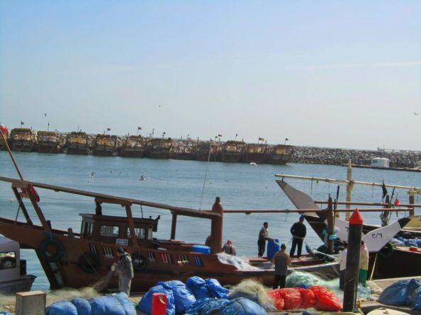 a community of fishermen