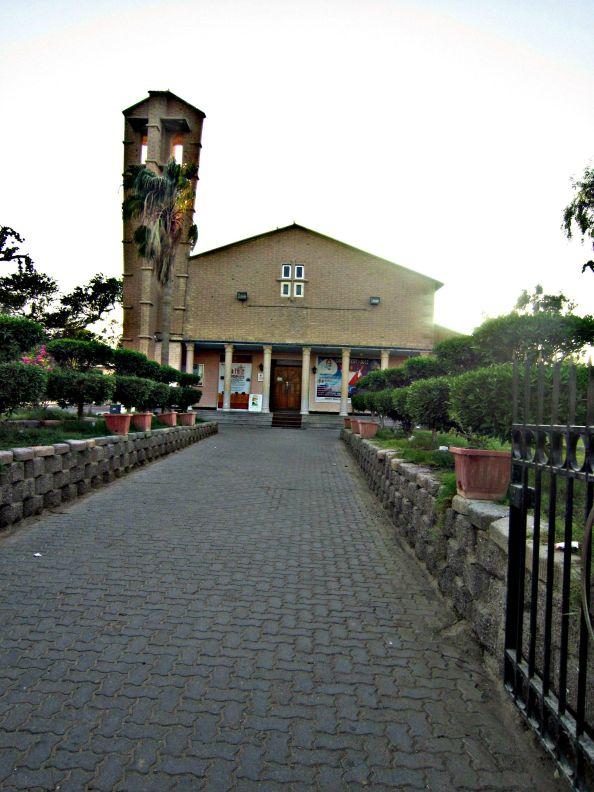 Our Lady of Arabia Church
