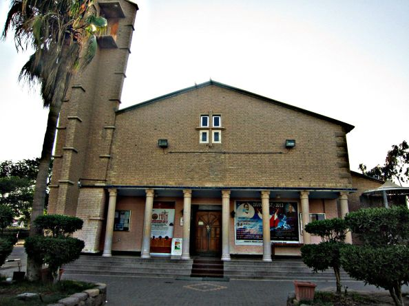 Our Lady of Arabia Church, Ahmadi